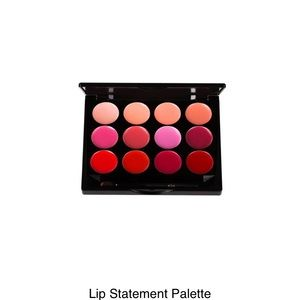 BRAND NEW ISH LIP STATEMENT PALETTE